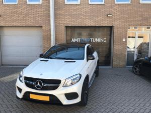 Mercedes GLE Chiptuning