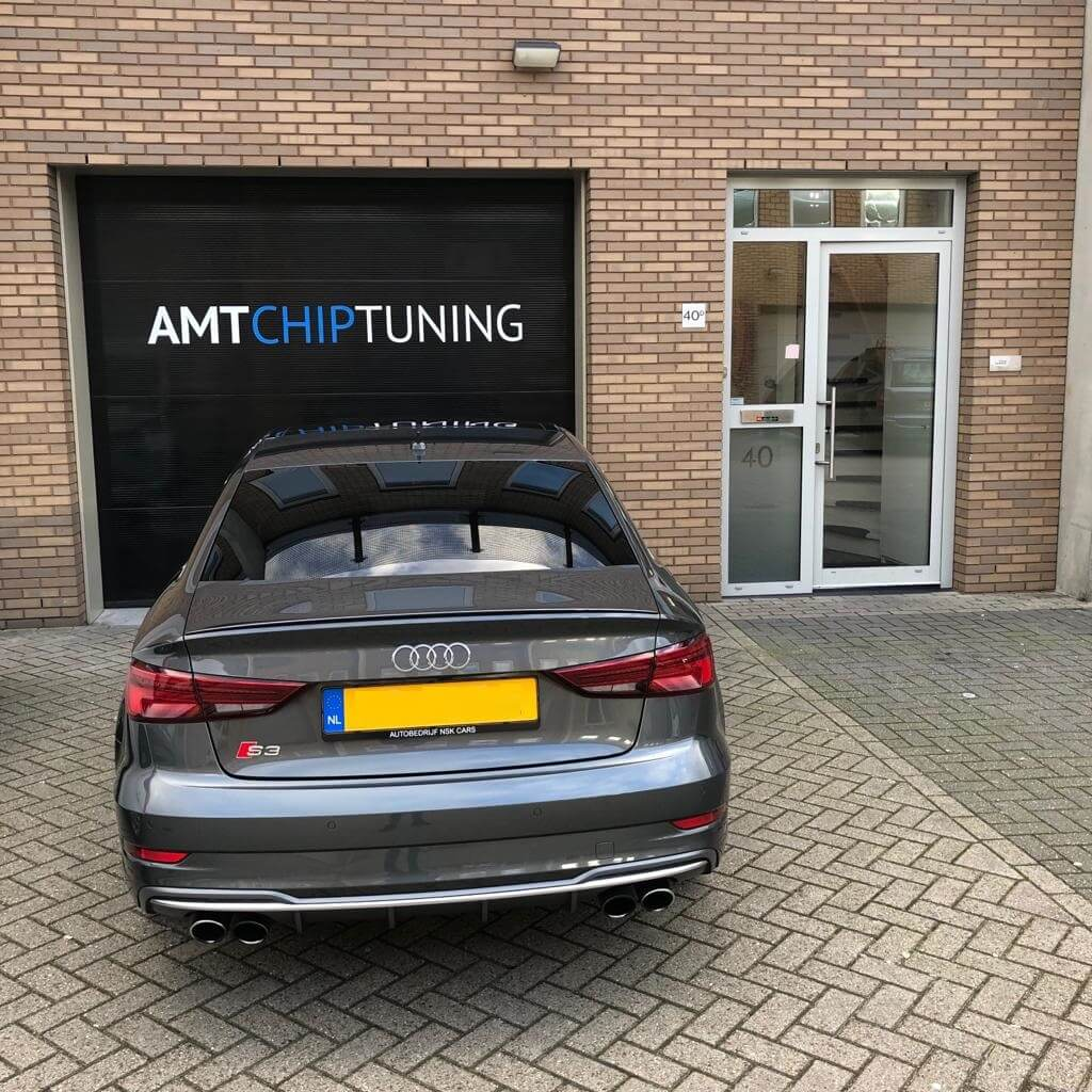 Audi S3 chip tuning